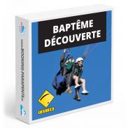 Baptême parapente découverte