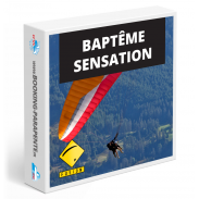 Baptême parapente sensation