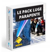 Pack Parapente / Luge
