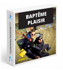 Baptême parapente plaisir